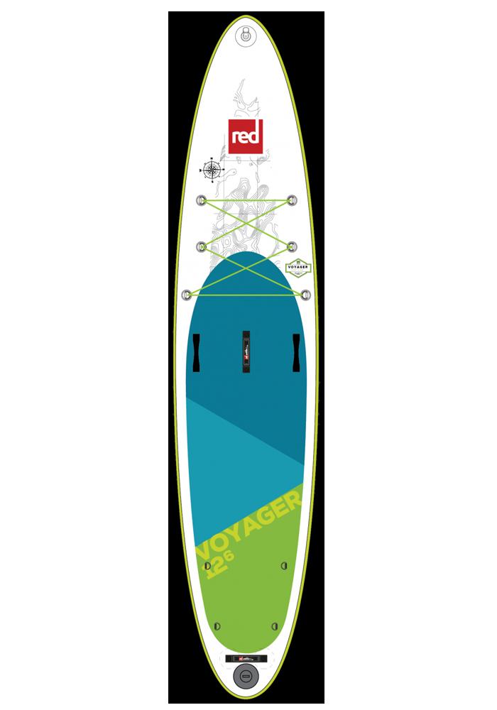 Prancha Red Paddle 12'6'' X 32'' Voyager