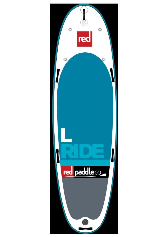 Prancha Red Paddle L Ride14'0'' X 48''