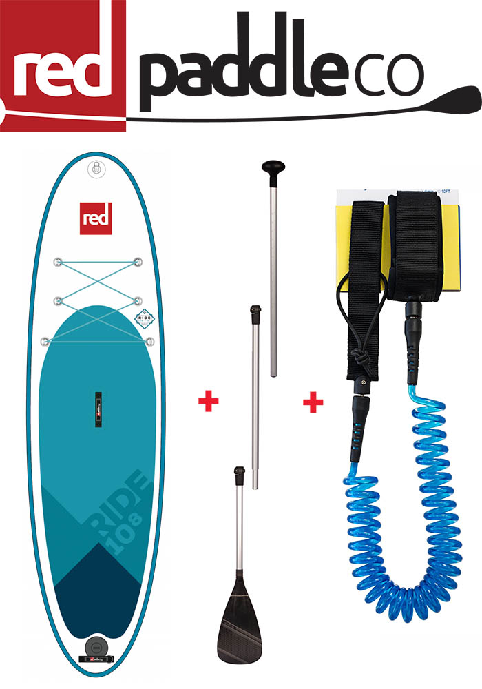 "Red Paddle Co – 10'8"" X 34"" RIDE MSL"